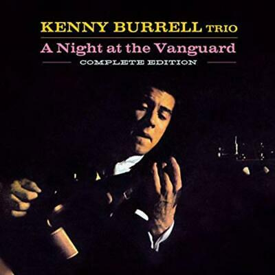 Burrell Kenny - A Night At The Vanguard NEW CD