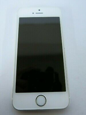 Apple iPhone SE - 64GB - Silver (AT&T) A1662