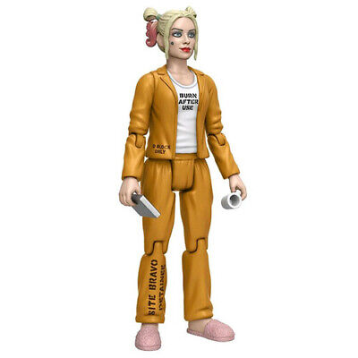 Suicide Squad Inmate Harley 3.75-inch Tall High Quality Stylized Action Figure