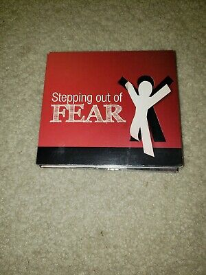 Creflo Dollar Stepping Out Of Fear (4-Disc Set)