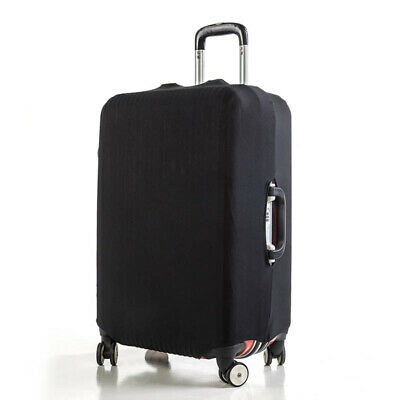 "22-28"" Travel Luggage Suitcase Case Cover Elastic Scratch Dustproof Protector JU"