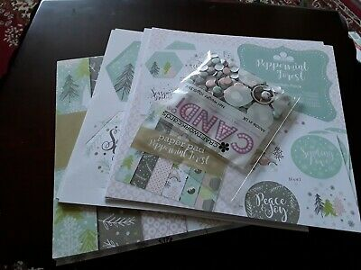 Craftwork Cards Peppermint Forest ColleCTion Pack