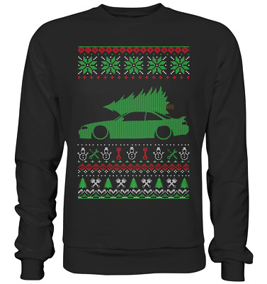 Nissan Silvia S14 200SX 240SX Ugly Christmas Sweater