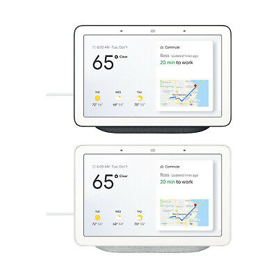 Google Home Hub - Smart Home Controller w/ Google Assistant Non-Retail Package