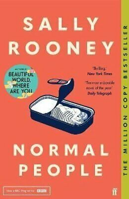 Normal People by Sally Rooney 9780571334650 | Brand New | Free UK Shipping