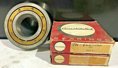 *New Old Stock* Precision Consolidated Bearing 6315 M