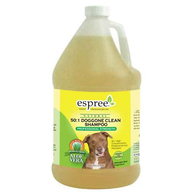 High Concentrate Pet Shampoo Professional Grooming Use Doggone Clean Gallon 50:1