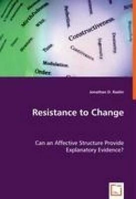 D. Raelin, Jonathan: Resistance to Change