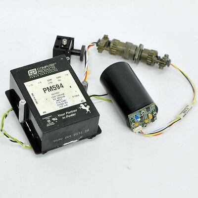 Laser Head and Power Supply with Optic from PMS HSLIS-M50 Particle Counter