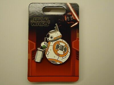 Disney Parks Star Wars Rise Of Skywalker BB-8 &  B-O Droid Pin **In Hand** NEW