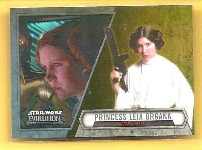 Ready To Depart #24 Star Wars Rogue One Series 1 Topps 2016 Trade Card C1737