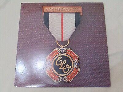 Electric Light Orchestra - Elo's Greatest Hits - Jet Records Lp
