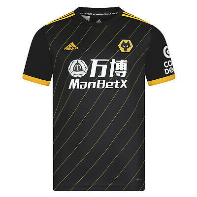 Wolves official Away shirt for the 2019/20 season