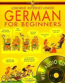 German for Beginners. With Audio-CDs (Languages...   Book   condition acceptable