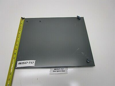 Allen Bradley 2100 one space blank door 12 inches