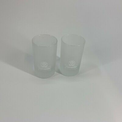 Jagermeifter Smoked Shot Glasses - Set of 2