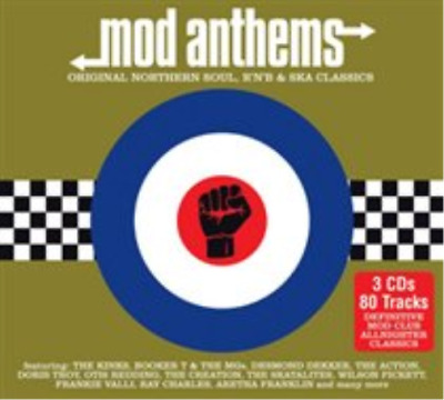 Various Artists-Mod Anthems CD NEU