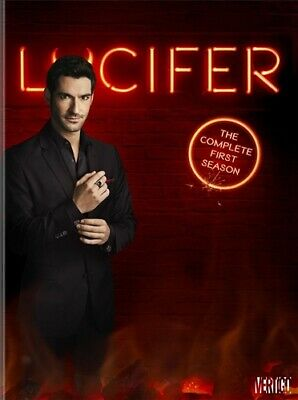 LUCIFER TV SERIES COMPLETE FIRST SEASON 1 New Sealed DVD