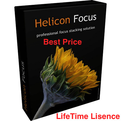 Helicon Focus Pro 7.5.6 Version Portable 🔐 Full Licensed Fast Instant Delivery