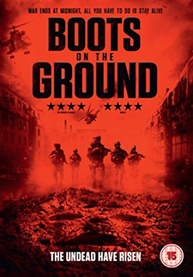 Boots On The Ground DVD NEW