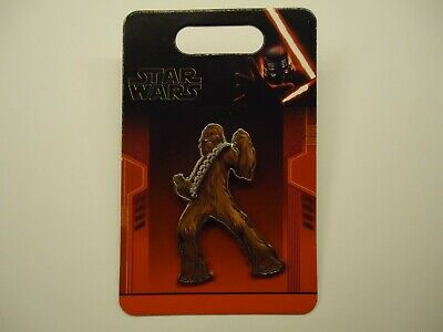 Disney Parks Star Wars Rise Of Skywalker Chewbacca Chewie Pin ***In Hand***  NEW