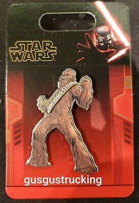 New Disney Parks (Star Wars (Rise of Skywalker) Chewbacca) Open Edition Pin