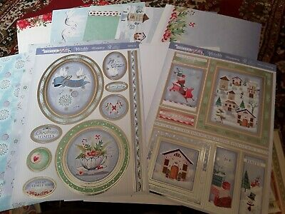 Hunkydory winter wishes Kit