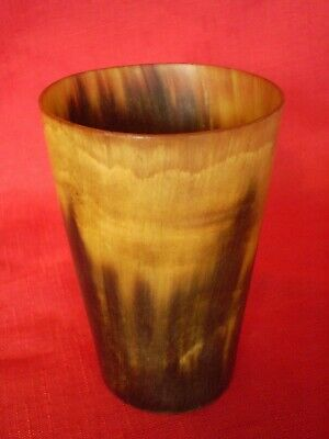 Highly Collectable Vintage Horn Beaker......