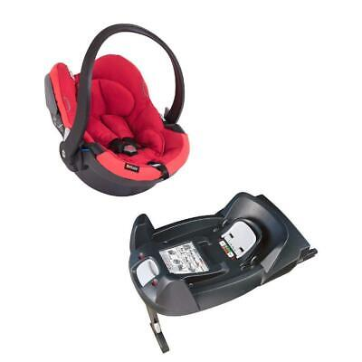BeSafe iZi GO X1 ISOFIX Package (Ruby Red) From Birth - SALE! was £359.98