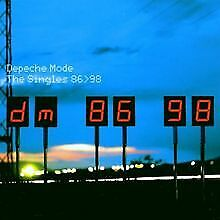 The Singles 86-98 by Depeche Mode | CD | condition acceptable