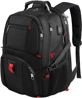 A 18.4 Laptop Backpack, Large Computer Backpacks Fit Most 18 Inch Laptops