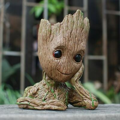 Groot Baby Galaxy Guardians 2 Marvel  New Figure Flowerpot Thanos Planter Gift