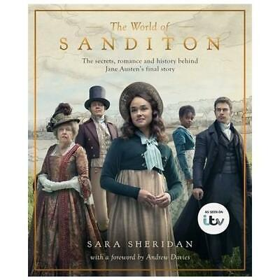 The World of Sanditon by Sara Sheridan (author)