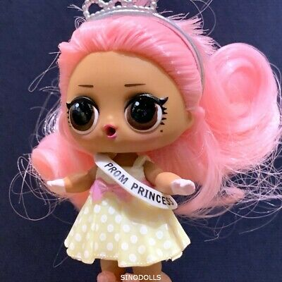 LOL Surprise Dolls Hairgoals Makeover Series 5 WAVE 2 - Prom Princess Xmas Gift