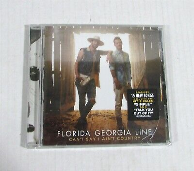 Florida Georgia Line - Can't Say I Ain't Country [New CD]