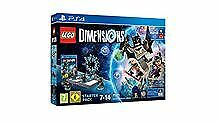 LEGO Dimensions - Starter Pack - [PlayStation 4] + Su... | Game | condition good
