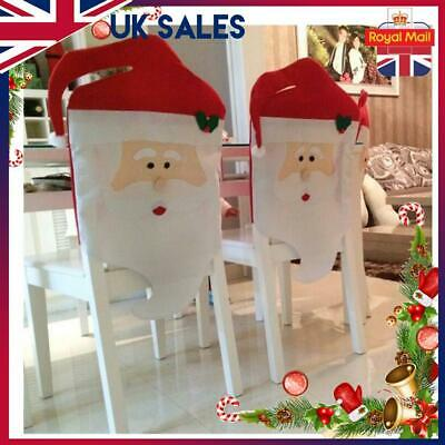 Superb Christmas Chair Covers Tableware Decorations Decor Chairs Squirreltailoven Fun Painted Chair Ideas Images Squirreltailovenorg
