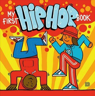 My First Hip Hop Book by Martin Ander 9789188369208 | Brand New