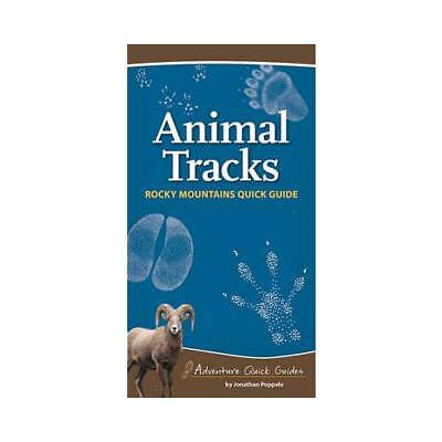 Animal Tracks of the Rocky Mountains by Jonathan Poppele (author)
