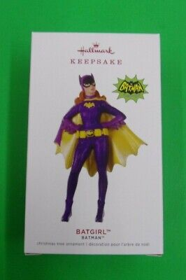 BATGIRL 2019 Hallmark Keepsake Limited Edition DC Comics Classic TV Ornament NEW