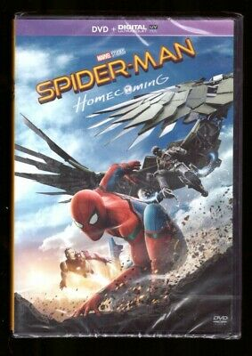 spiderman homecoming dvd neuf sus blister