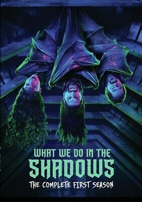 WHAT WE DO IN THE SHADOWS TV SERIES COMPLETE FIRST SEASON 1 New Sealed DVD