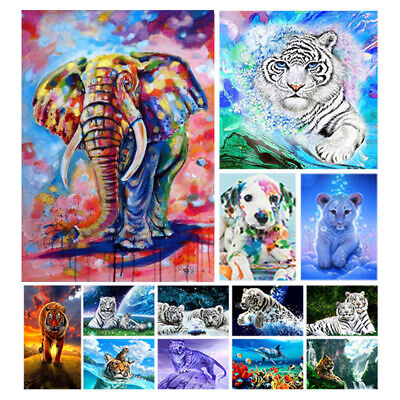 5D Diamond Painting Full Diamant Kreuzstich Stickerei Malerei Bild Stickpackung