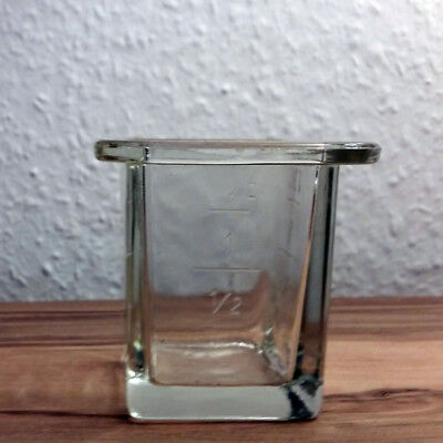 Wall Mount Coffee Grinder Mill Glass Catch Cup Antique Vintage Moulin A Cafe Old