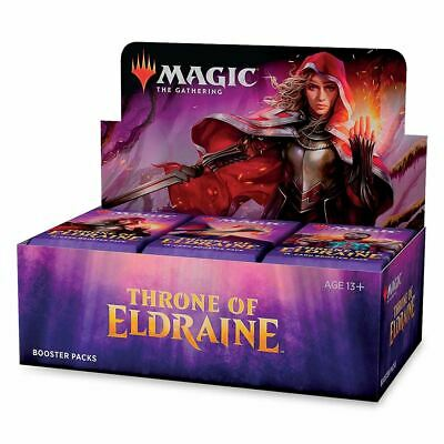 Magic: The Gathering Throne of Eldraine Booster Box (36 Booster Packs)