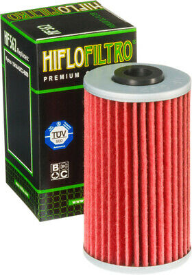 HifloFiltro Replacement Motorcycle Oil Filter HF562
