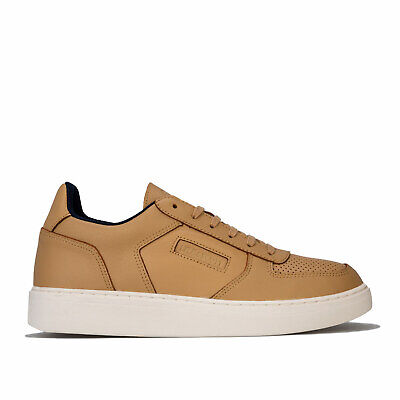 Mens Lyle And Scott Mcmahon Trainers In Tan
