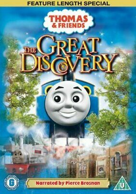 Thomas & Friends - The Great Discovery  (2008) Pierce BrosnanDVD