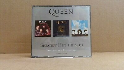 (Pa2) Queen: Greatest Hits I, II & III (Platinum Collection) [3CD]