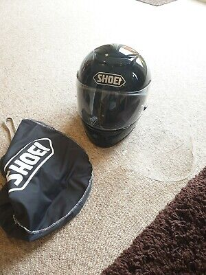 Shoei Raid 2 Helmet Black Size S Motorcycle Road Bike Motorbike